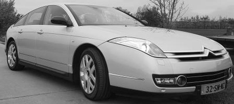 Citroen C6 3.0i V6 Lignage (2006)
