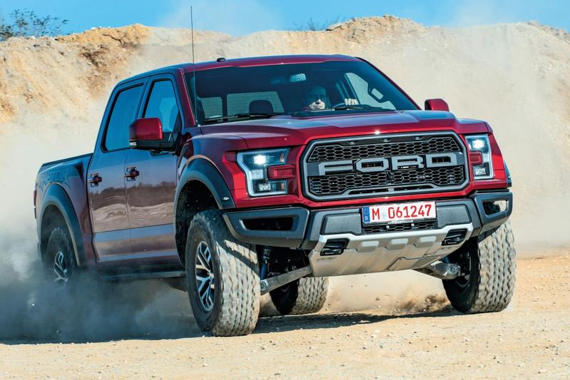 Ford F-150 Raptor II Supercrew
