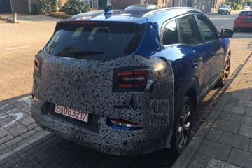 Spionage: Renault Kadjar Phase 2