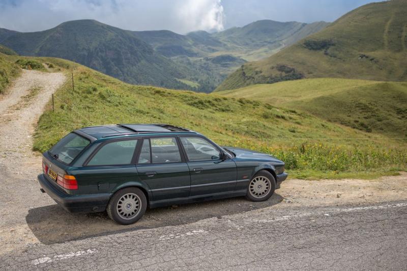 BMW 540i Touring Executive (1994)