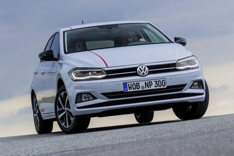 Nieuwe uitvoering voor Volkswagen Polo