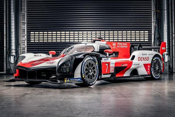 Toyota onthult hybride hypercar voor 24 Uur van Le Mans