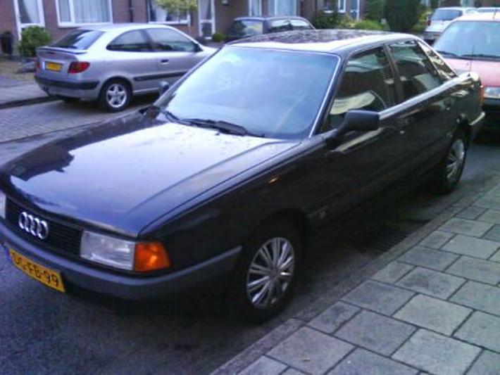 Audi 80 1.8 (1991)