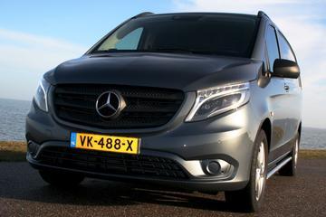 Gereden: Mercedes Vito 114 CDI
