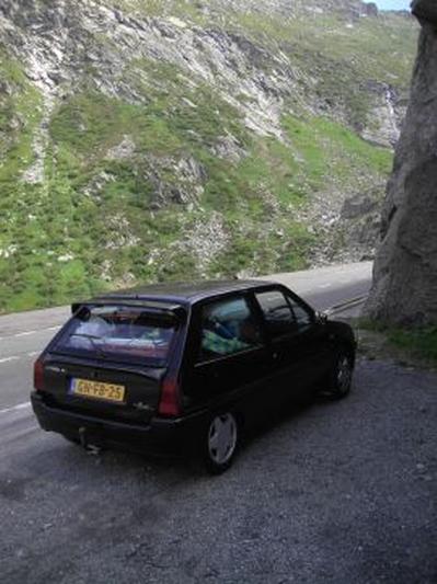 Citroën AX 14 First D (1993) #2