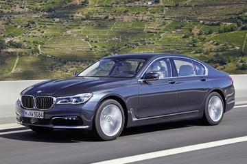 BMW 7-serie alleen nog als plug-in en met diesels