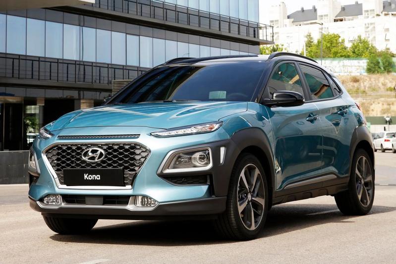 Hyundai Kona 1.6 GDI HEV Comfort (2020)