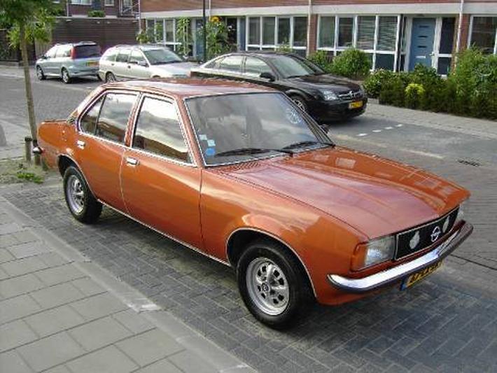 Opel Ascona 1.6 S De Luxe (1979)