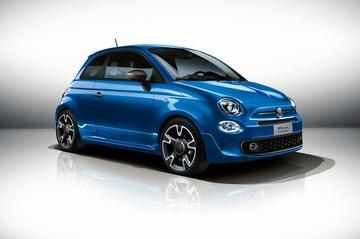 Ook Fiat 500S in de spotlight