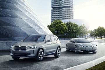 BMW opent orderboeken iX3