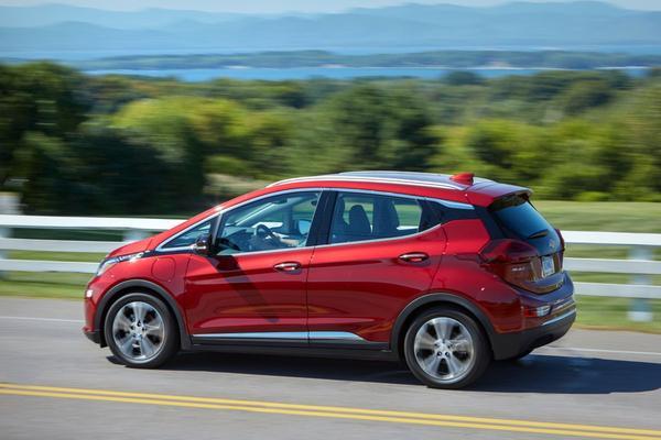 Chevrolet Bolt krijgt grotere actieradius