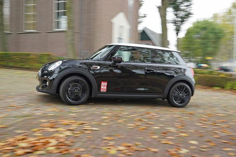 Mini Electric - Welkom Duurtest