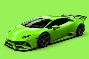 Vorsteiner maakt Lamborghini Huracan EVO aerodynamischer