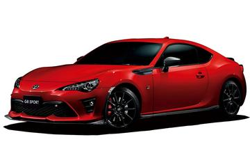 Toyota GT86 in GR Sport-trim