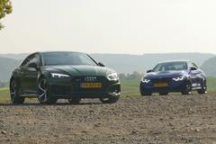 Audi RS5 vs BMW M4 CS - Dubbeltest