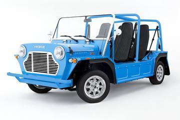 'Mini' Moke komt terug op de markt
