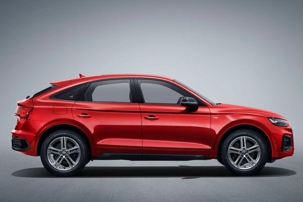 Audi Q5L Sportback China
