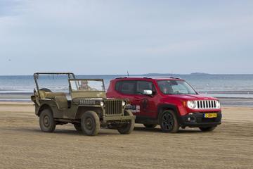 Jeep Renegade over de Voie de la Liberté (Deel 1)