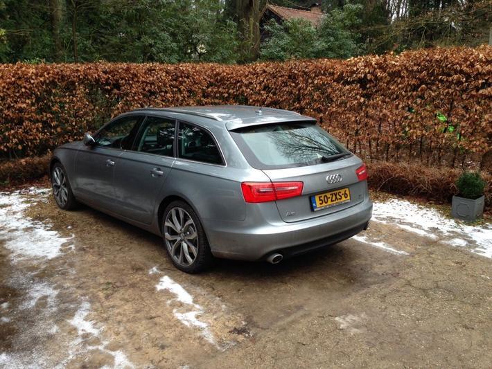Audi A6 Avant 3.0 TDI 245pk quattro (2012)