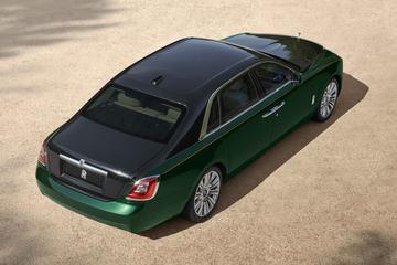 Rolls-Royce rekt Ghost uit tot Ghost Extended