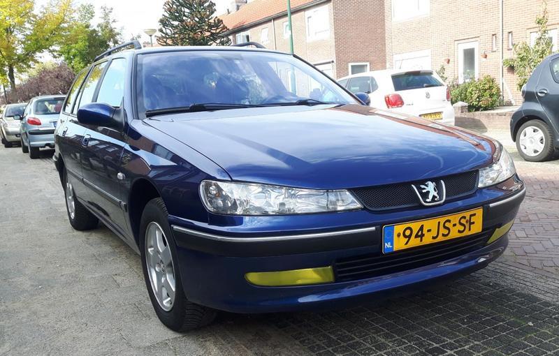 Peugeot 406 Break XS 2.0-16V (2002)