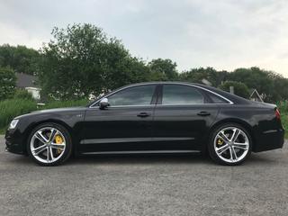 Audi S8 4.0 TFSI quattro Pro Line + (2013)