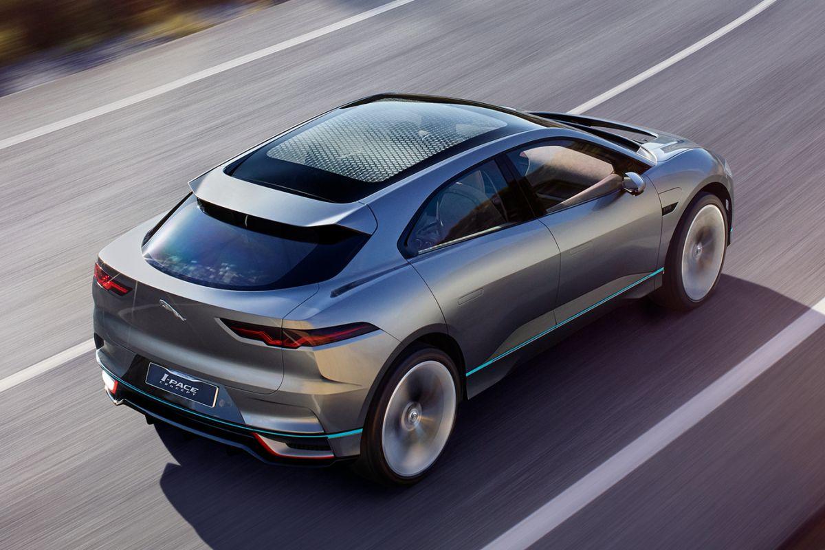 Helft gamma Jaguar-Land Rover elektrisch in 2020 - AutoWeek.nl