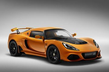 Lotus Exige als 20th Anniversary Edition