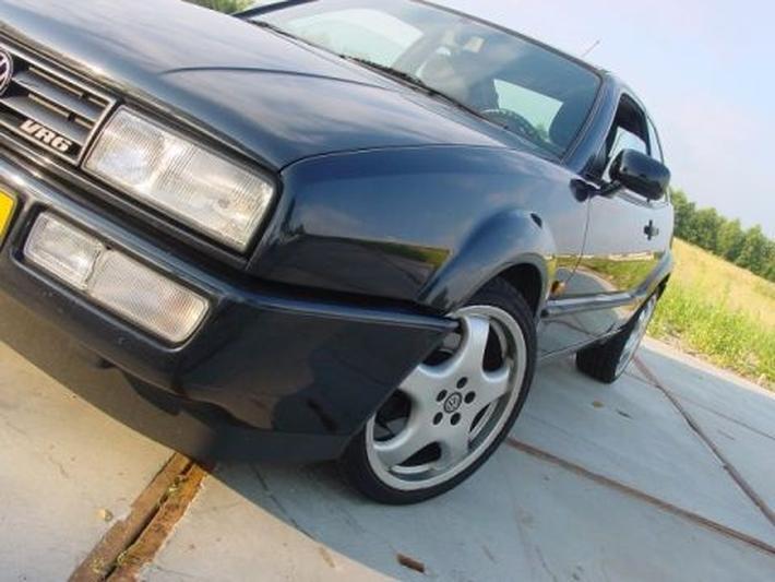 Volkswagen Corrado VR6 (1992) #2