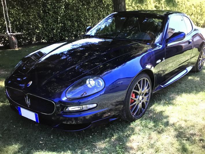 Maserati Coupé GranSport (2006)