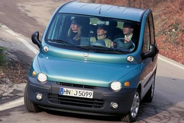 AutoWeek Top 50: Fiat Multipla