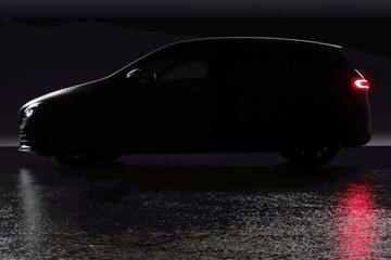 Mercedes-Benz teast B-klasse