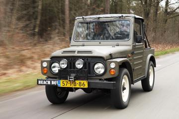 Suzuki LJ80 (1980) - Klokje Rond Klassiek