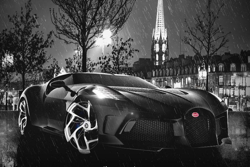 Bugatti nieuws