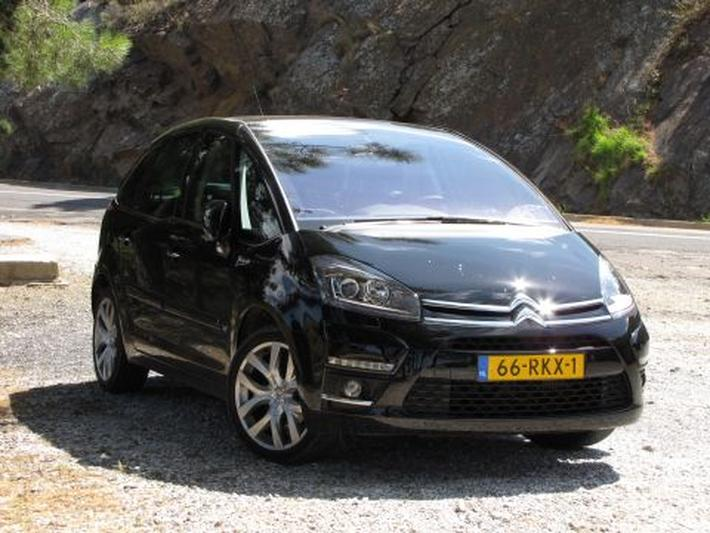 Citroën C4 Picasso 2.0 HDIF Exclusive EGS (2011)