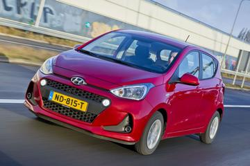 Prijzen gefacelifte Hyundai i10 bekend