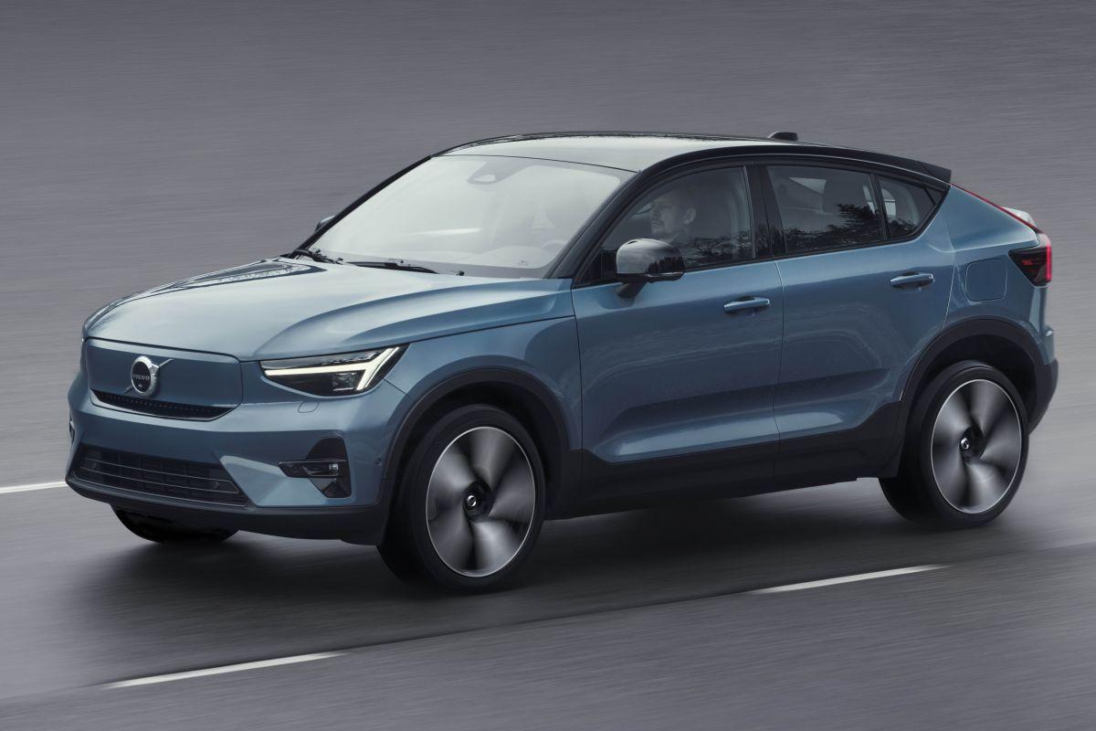 Volvo C40 Recharge gepresenteerd - Autoweek