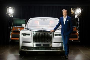 Designbaas Rolls-Royce vertrekt
