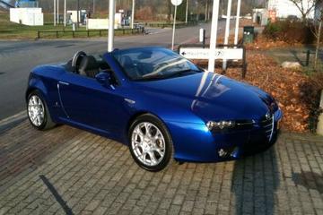Alfa Romeo Spider 2.2 JTS Exclusive (2007)