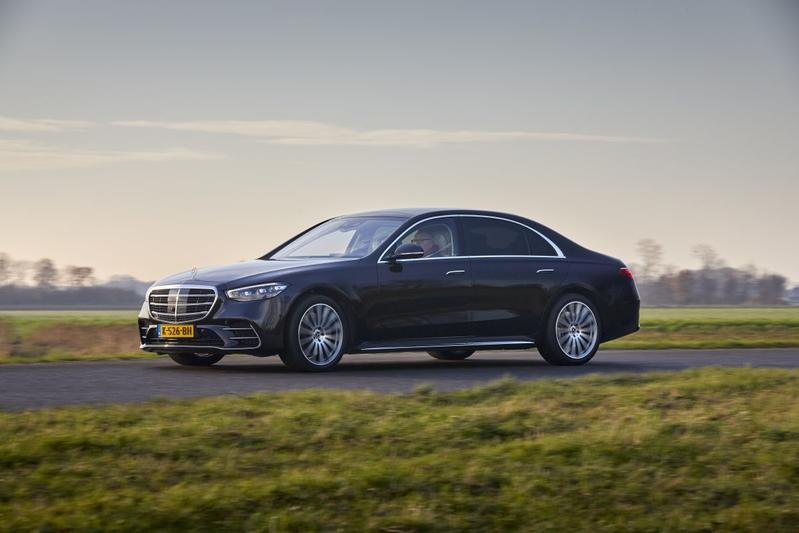 Test: Mercedes-Benz S500