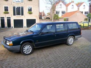 Volvo 740 2.0 Estate (1991)