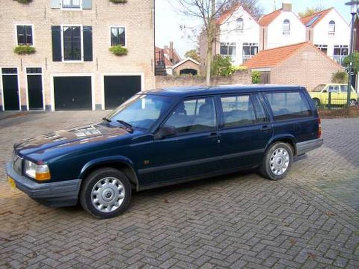 Volvo 740 2.0 Estate (1991)