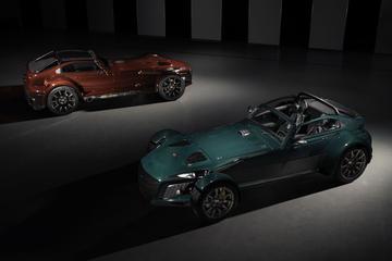Donkervoort D8 GTO JD70 ook met 'Bare Naked Carbon'