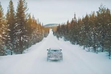 Sneeuwpret Lamborghini Urus