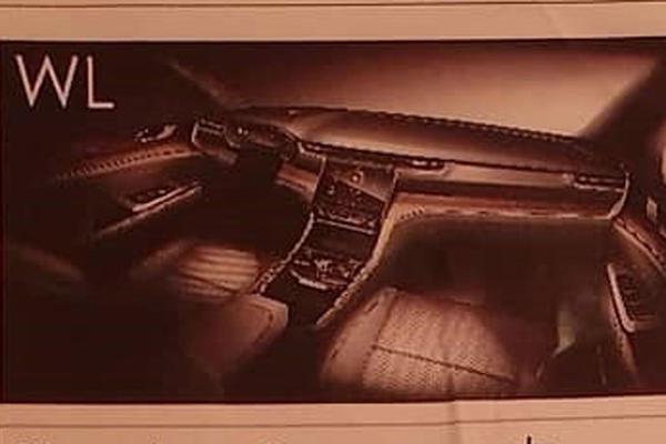 Is dit het dashboard van de nieuwe Jeep Grand Cherokee?