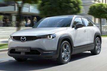 Mazda MX-30 First Edition (2020)