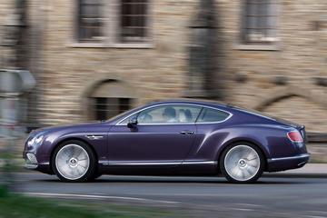 Bentley Continental GT W12 - Rij-impressie