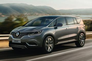 Renault Espace alleen met 1,6-liter viercilinders