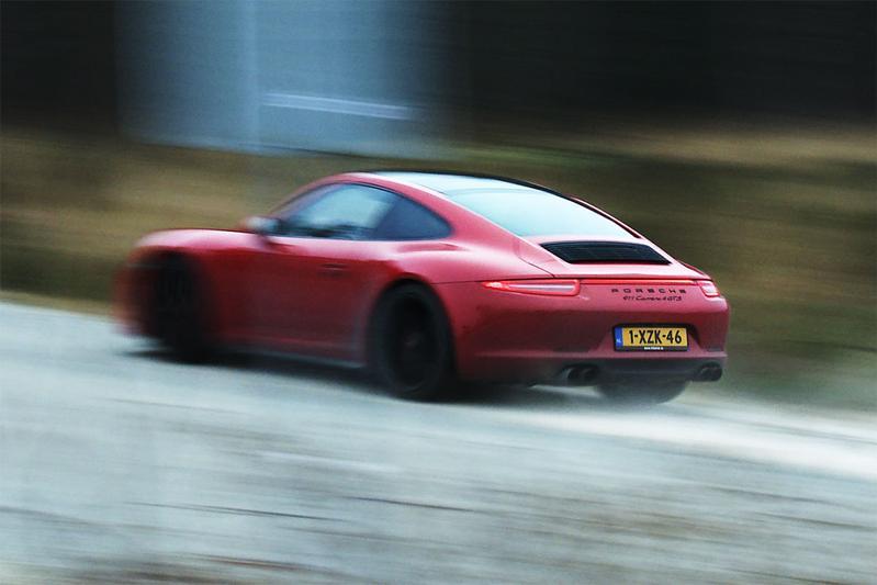 Rij-impressie Porsche 911 Carrera 4 GTS