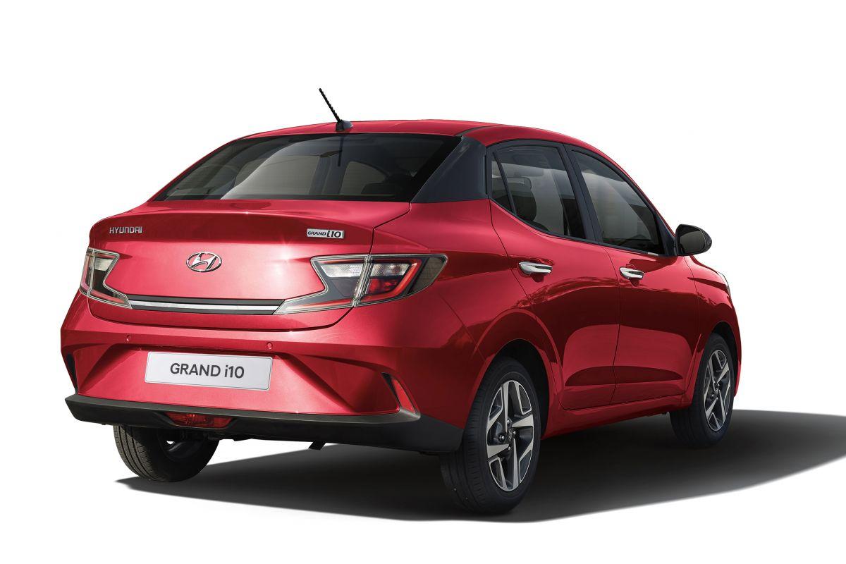 Hyundai Grand i10 en Grand i10 Sedan